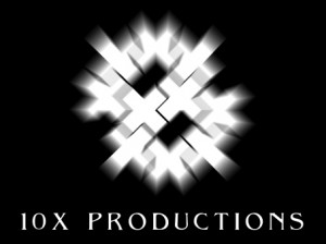 10X Productions logo